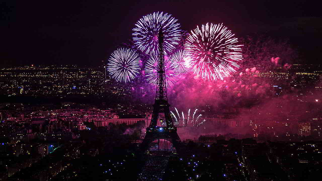 Exclusive Ways to Celebrate the New Year in Paris & France