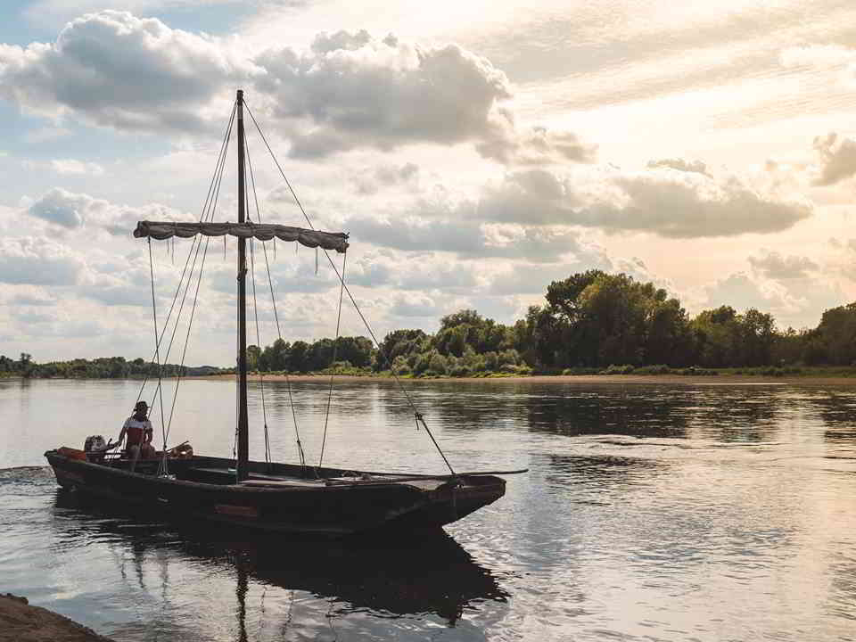 Cruise on the Loire River