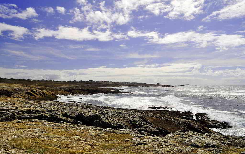 The famous Morbihan Gulf