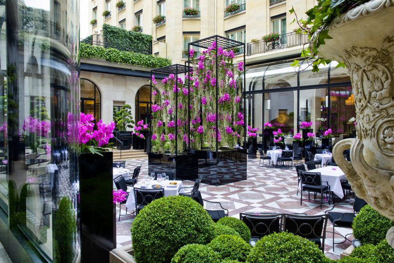 Four Seasons Georges V ©Guillermo ANIEL QUIROGA