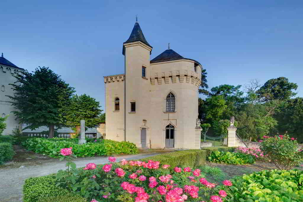 Château de Candes St-Martin