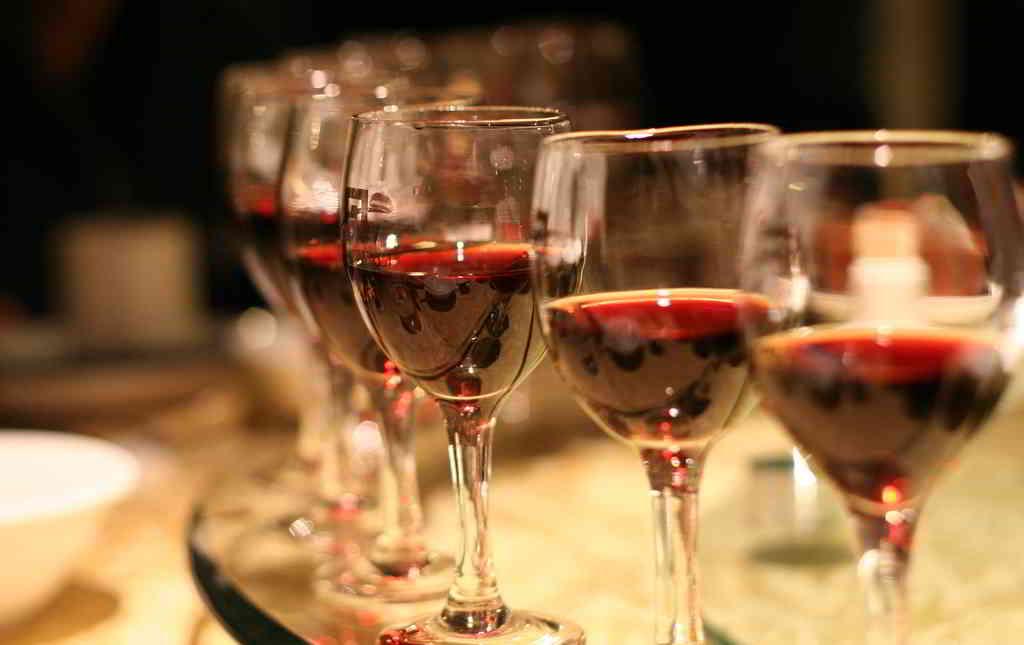 A Wine Blind Taste-Test