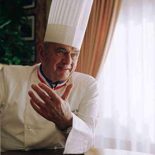 Great Chef Paul Bocuse