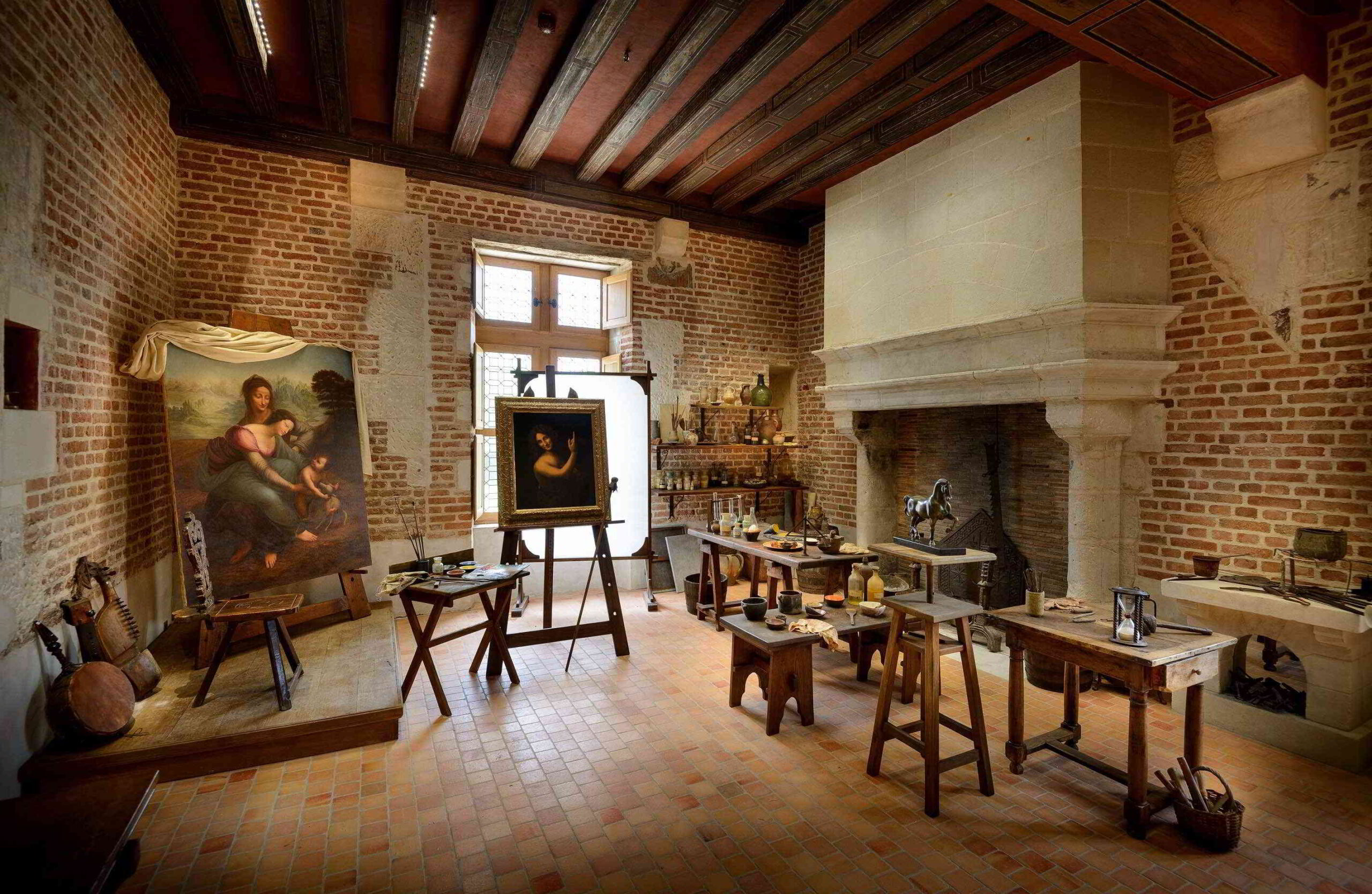 Ateliers de Leonard Leonard de Serres