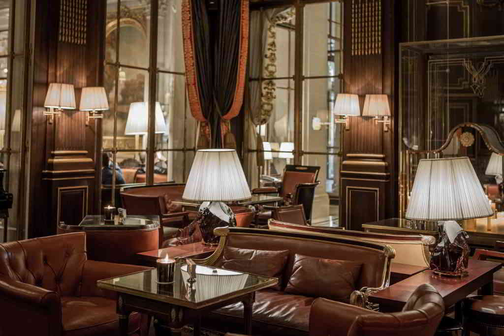 The Bar 228 - Hôtel Meurice Photo de Pierre Monetta