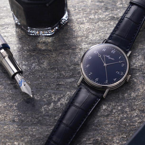 Breguet's classic watch ©Breguet