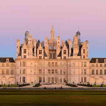 Chambord - Castle - ©L. de Serres