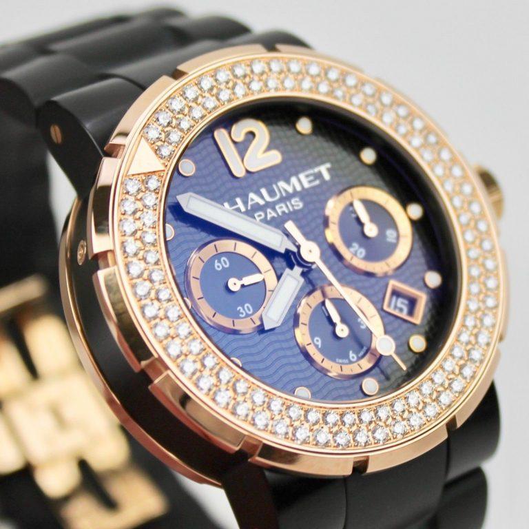 Chaumet luxury swatch ©Eric Atak 2