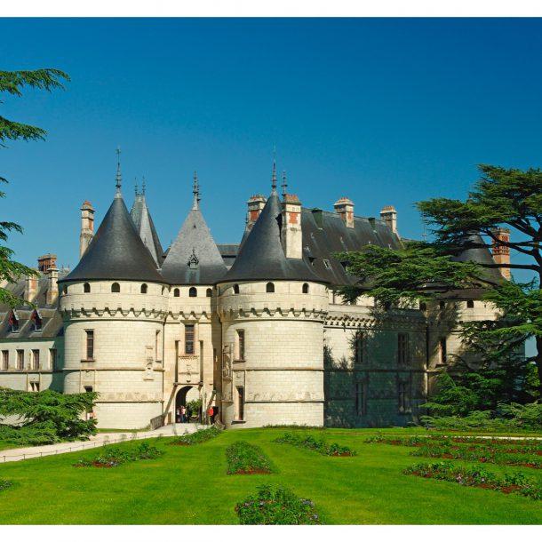 Chaumont-sur-Loire ©Daniel Jolivet