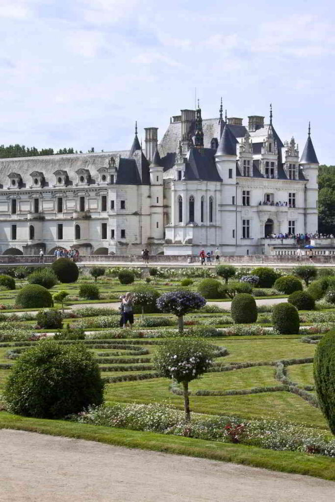 Chenonceau Castle in the Loire Valley