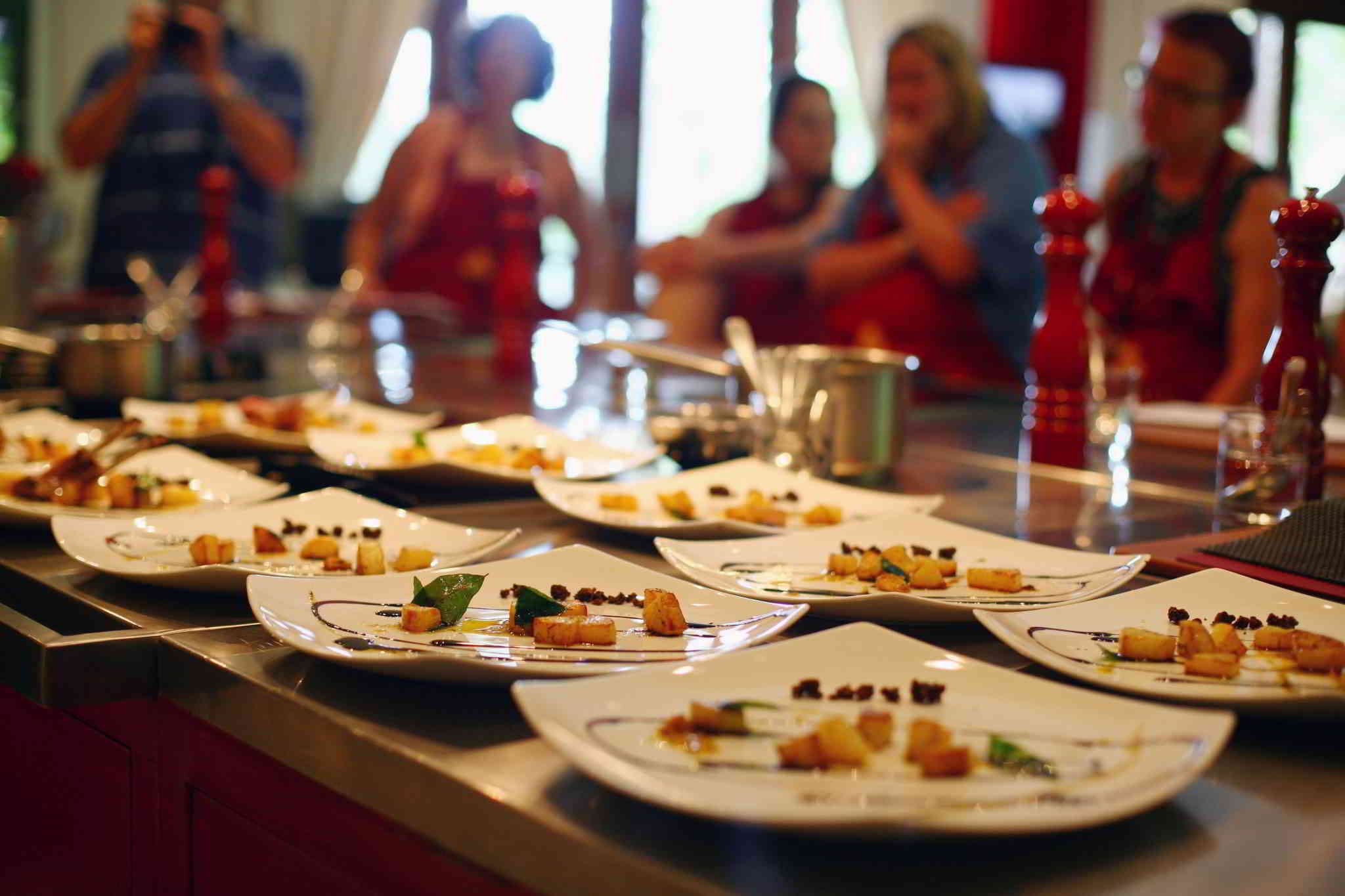 Top 5 Reasons to Take a French Cooking Class