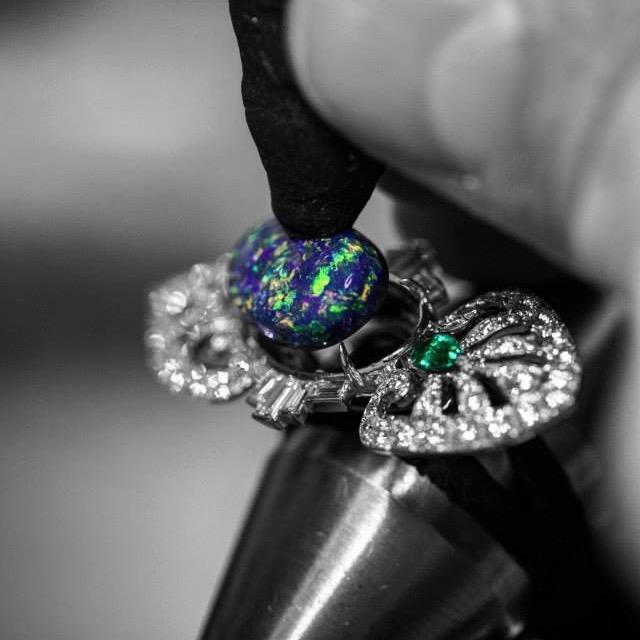 Boucheron handmade high jewelry