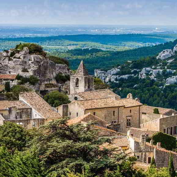 St Remy de Provence village ©Altereo