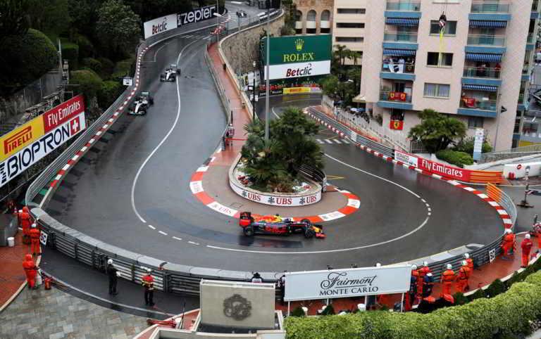 Monaco Grand Prix @Nico Rosberg