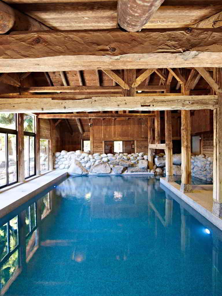 Fermes-de-Marie spa piscine alpes