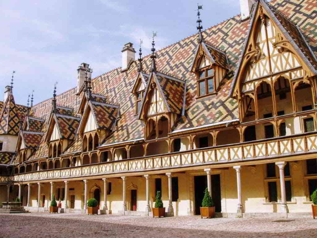 The Hospices de Beaune visit