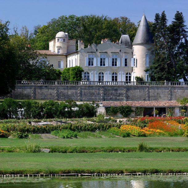 Château Lafite Rothschild ©F.Fatin - Pauillac-medoc.com_