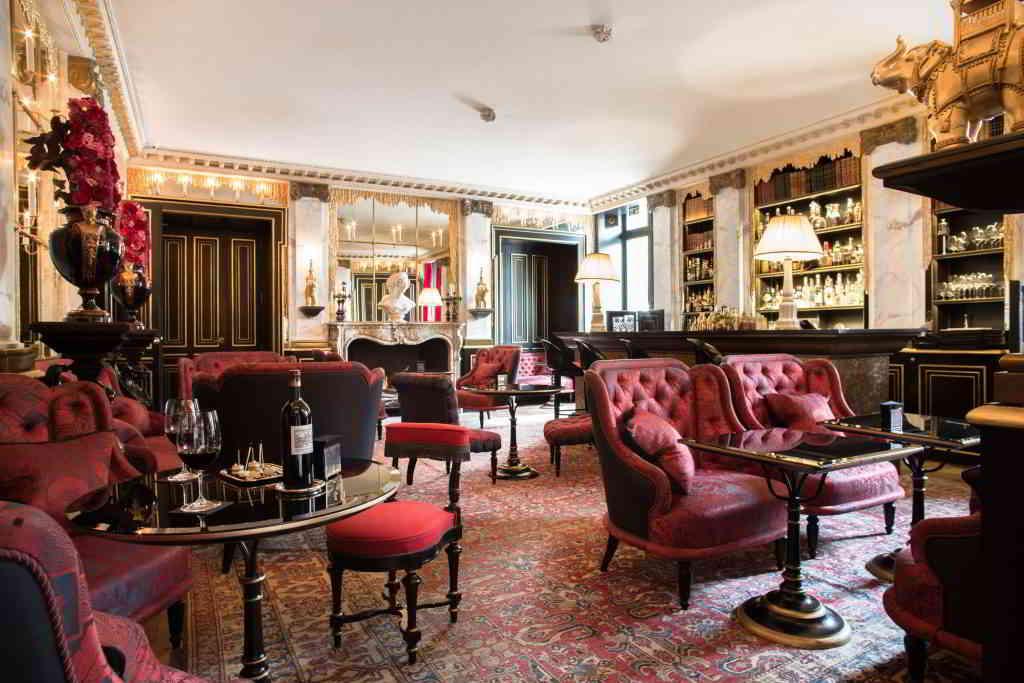 Bar La Reserve Paris