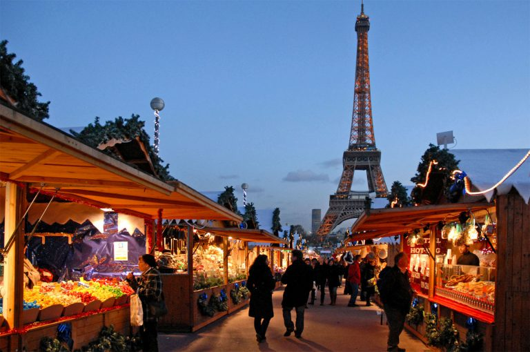 Festive Markets & Luxury Galore