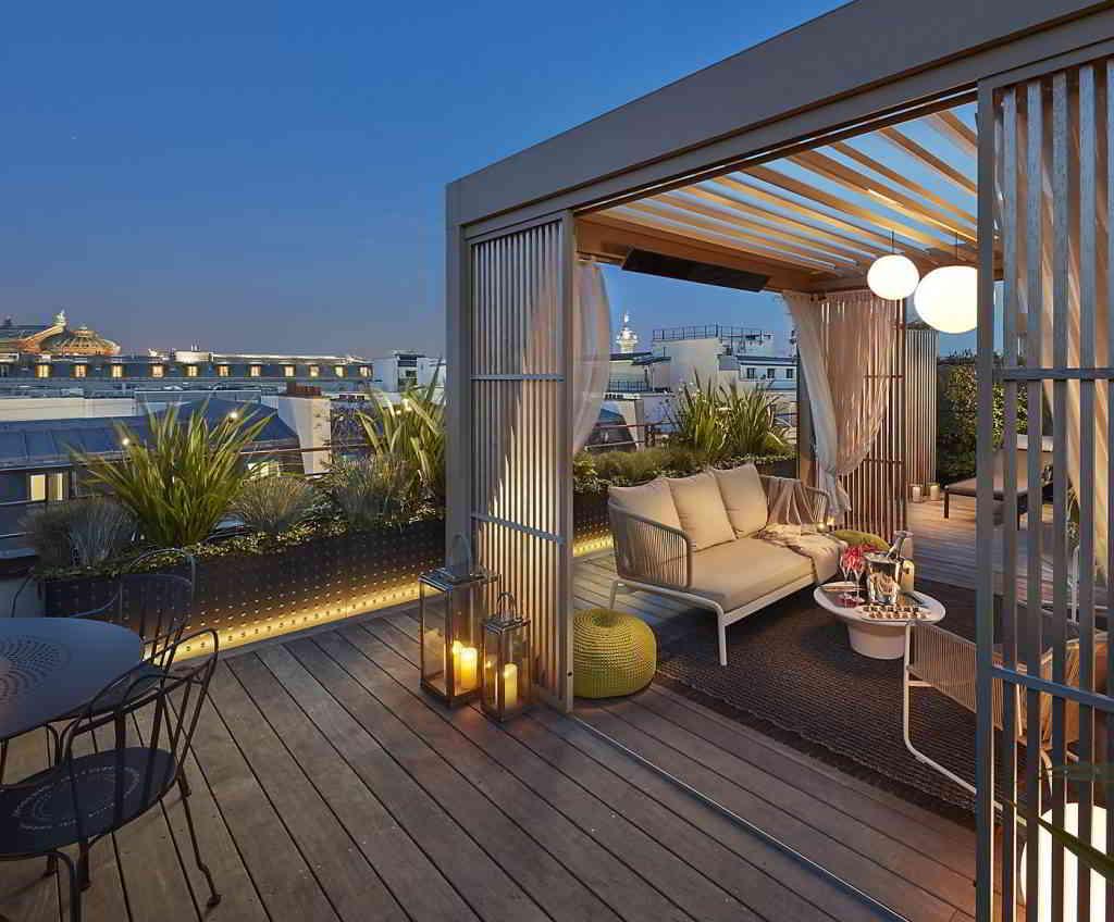 Le Mandarin Oriental - Penthouse