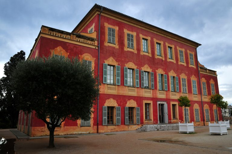 The Great Matisse Museum in Nice