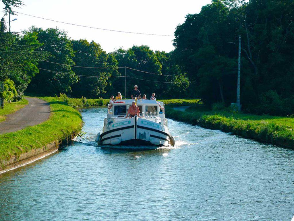 bateau-canal