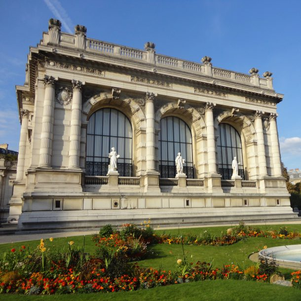 Palais Galliera in Paris ©Vania Wolf