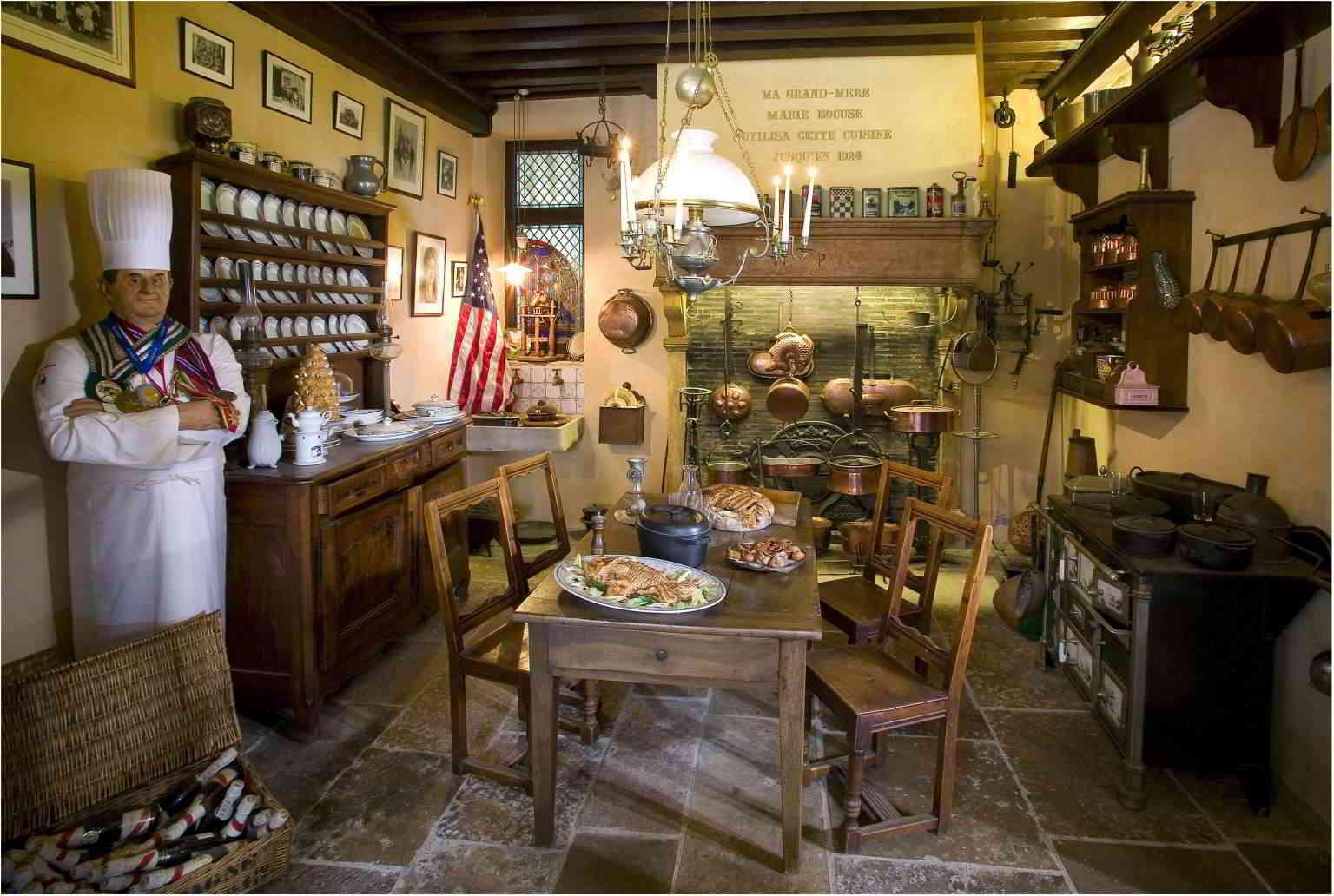 Paul Bocuse GrandMa Kitchen
