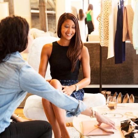 Personal shopper service ©parisianstyle.fr