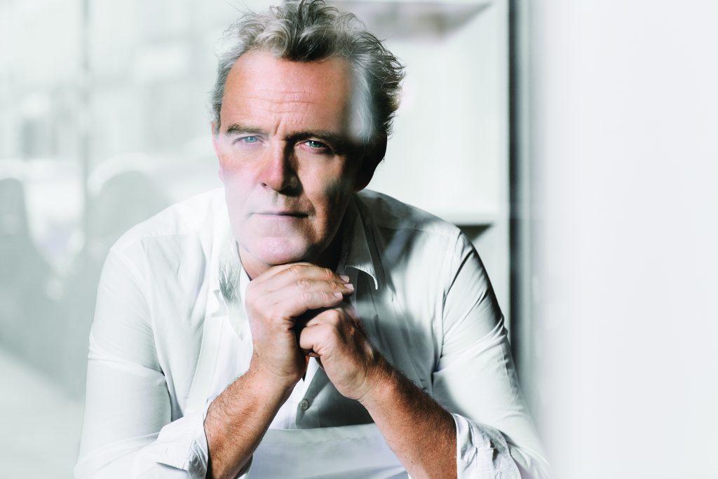 The Chef Alain Passart ©Douglas Mc Wall