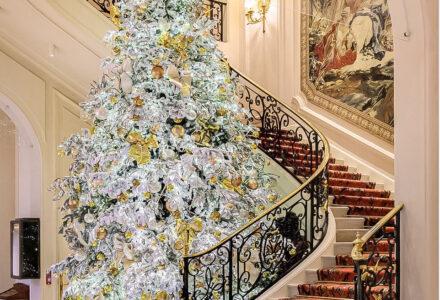 christmas france vs america ritz hotel