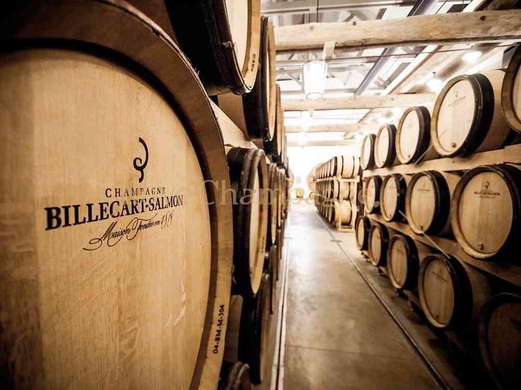 Interior of Distillerie Remy Martin ©Remy Martin