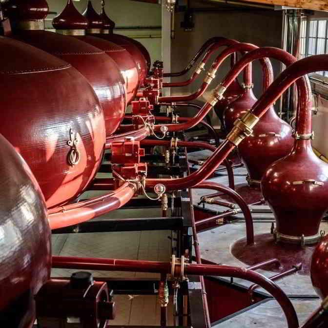 Distillerie Remy Martin in Cognac ©Remy Martin