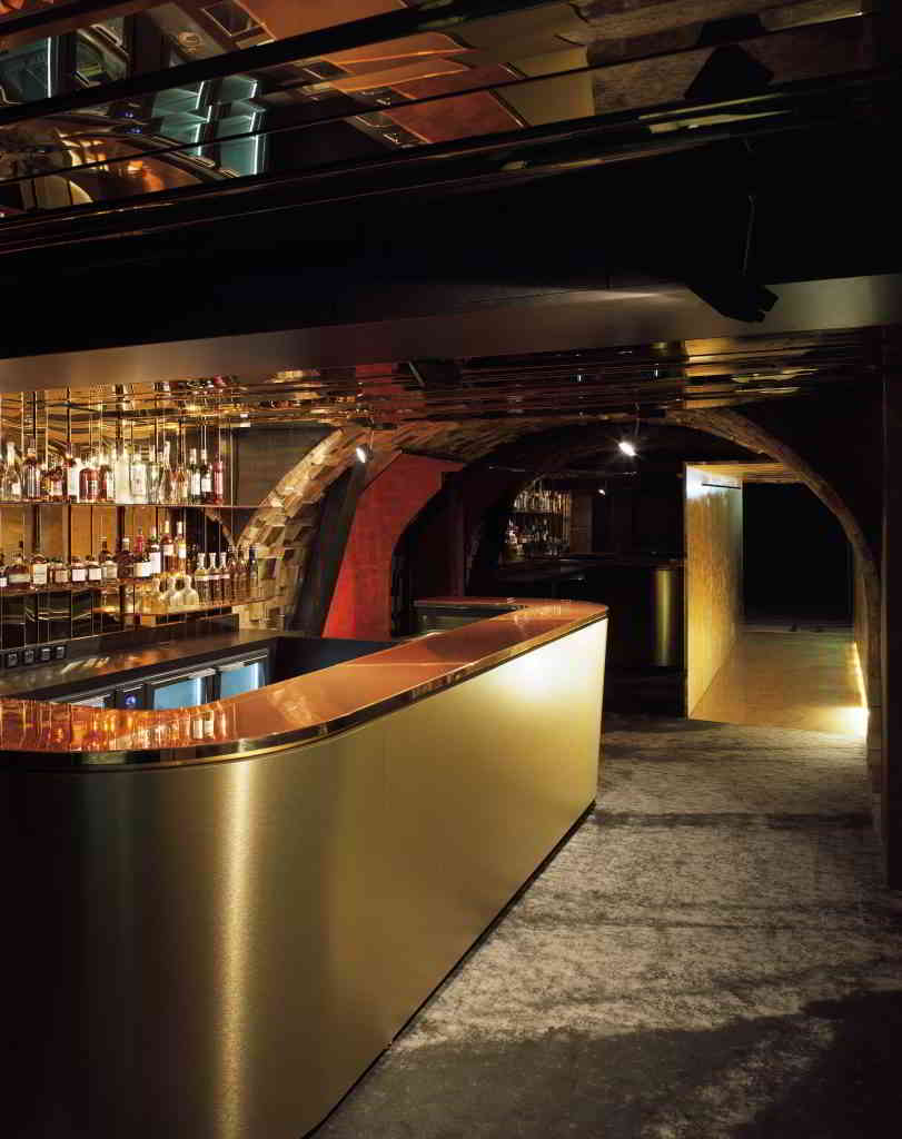 David Lynch's bar - Silencio