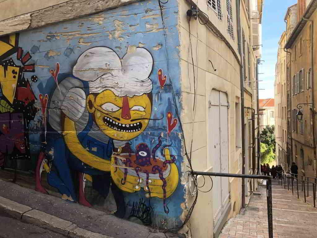 Cours Julien - Street art