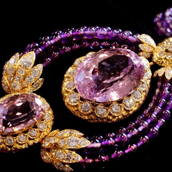 Elizabeth Taylor's estate jewelry ©Jordan23queen