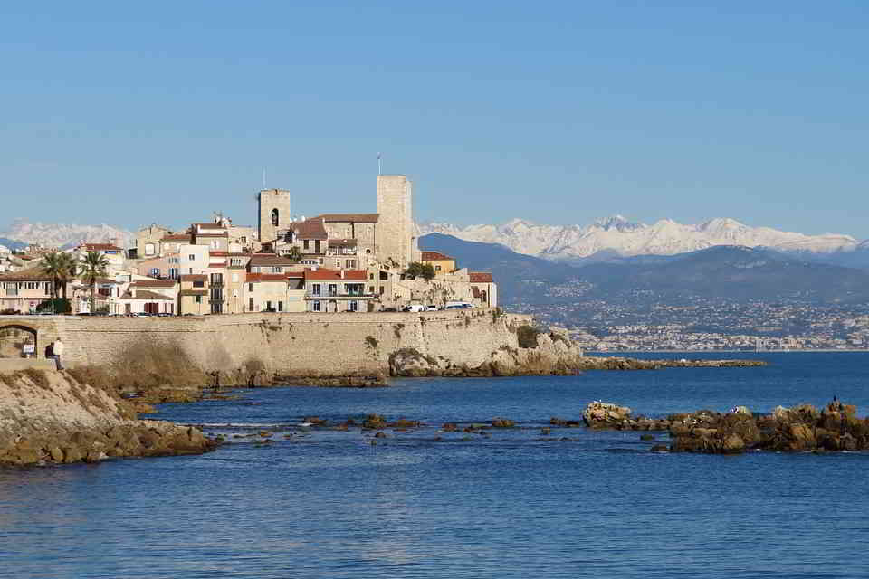 The Beautiful City of Antibes