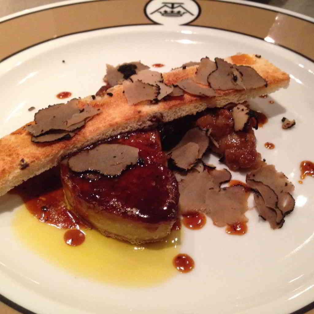Foie Gras&Truffle at Maison de la Truffe