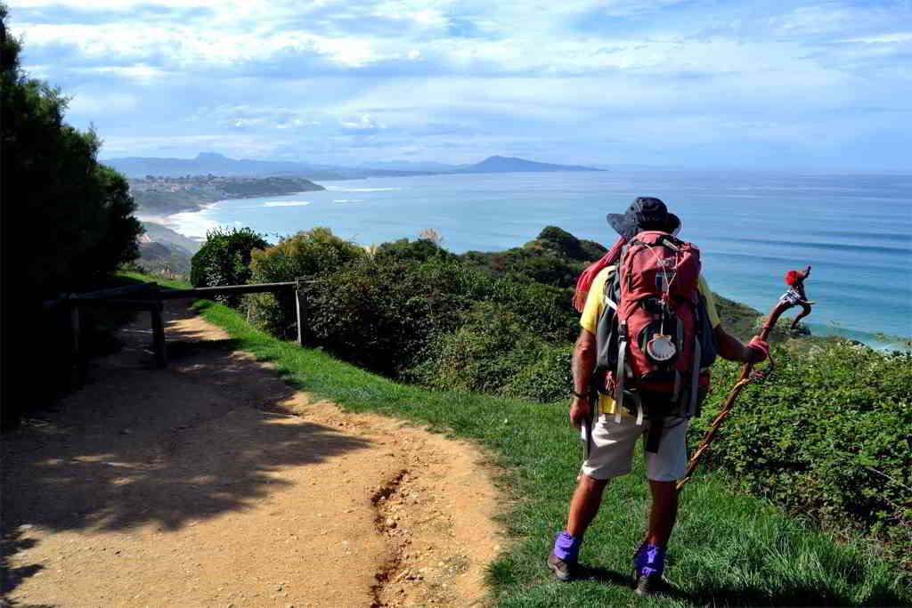 Trekking in France, Basque country