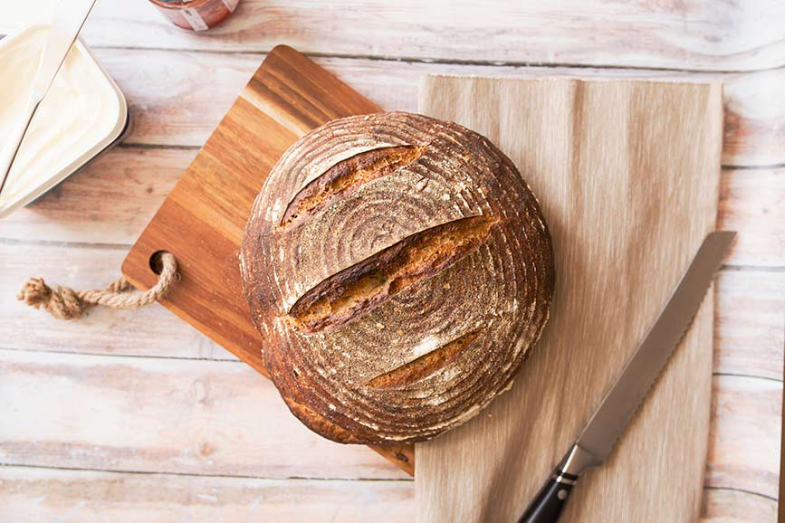 French round bread