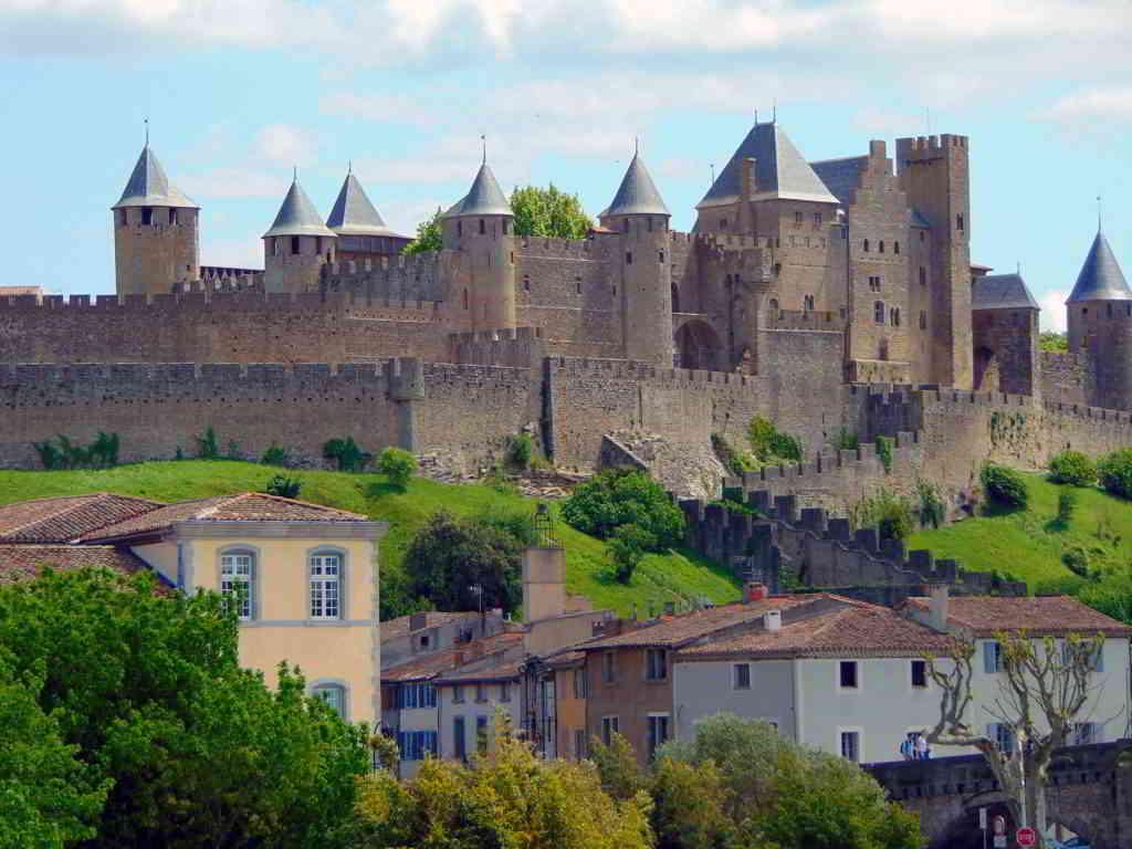 Carcassonne, medieval city