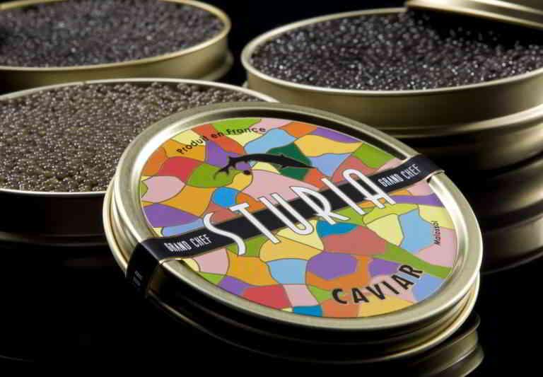 Caviar Struria