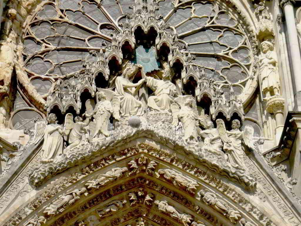 champagne cathedrale de reims