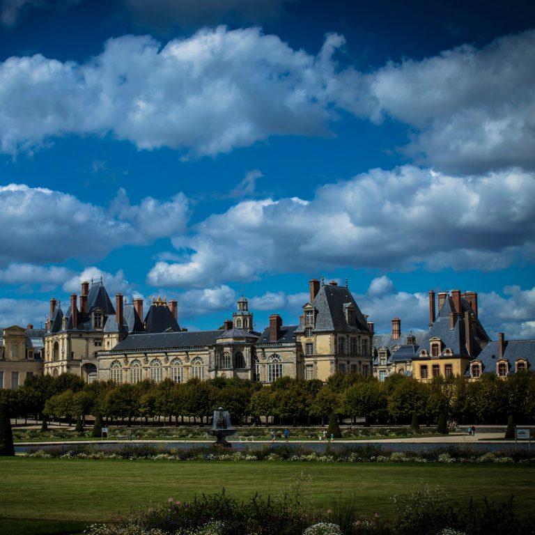 Château de Fontainbleau ©Richard Firth