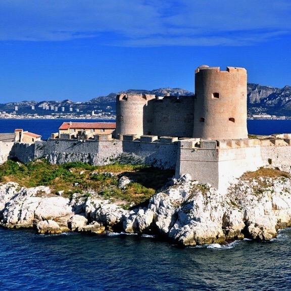 Château If on Frioul Island ©Stephane Cyn
