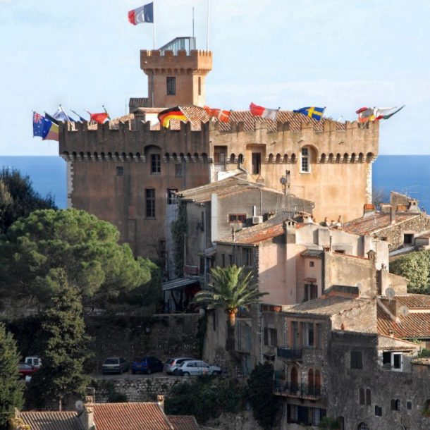 Château Grimaldi, Cagnes sur Mer ©nicetourisme.com
