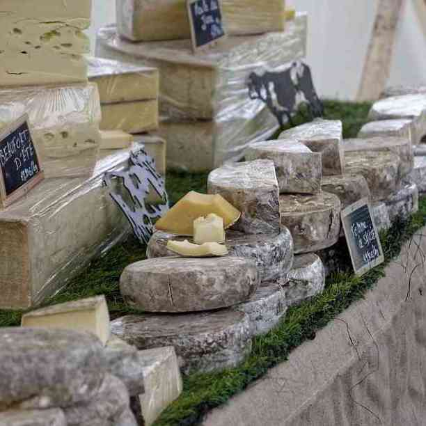 france cheese alps