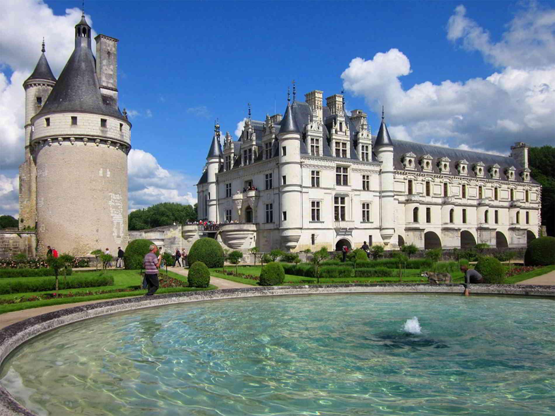 Château de Chenonceau ©Chateaux-forts-de-france.fr