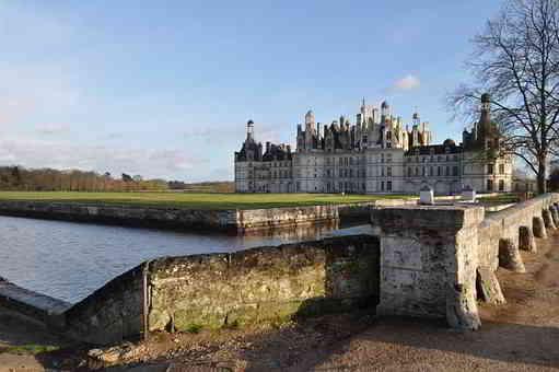 The Château of Chenonceau ©Gautier Salles