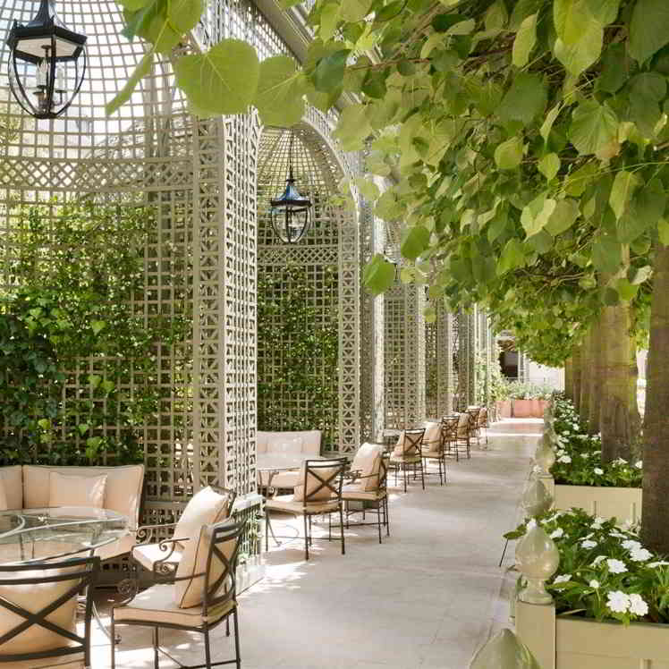Ritz Bar Grand Jardin ©Ritzparis.com